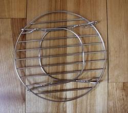 Instant-Pot-DUO60-6-Qt-7-in-1-Stainless Steel Trivet-pressurecookertips.com