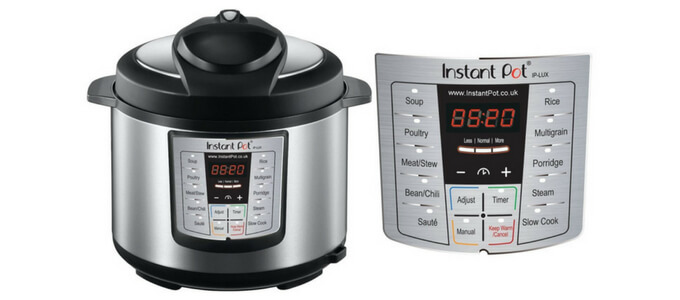 Best Instant Pots 2019 Comparison:Lux,Duo,Ultra,Nova,Max