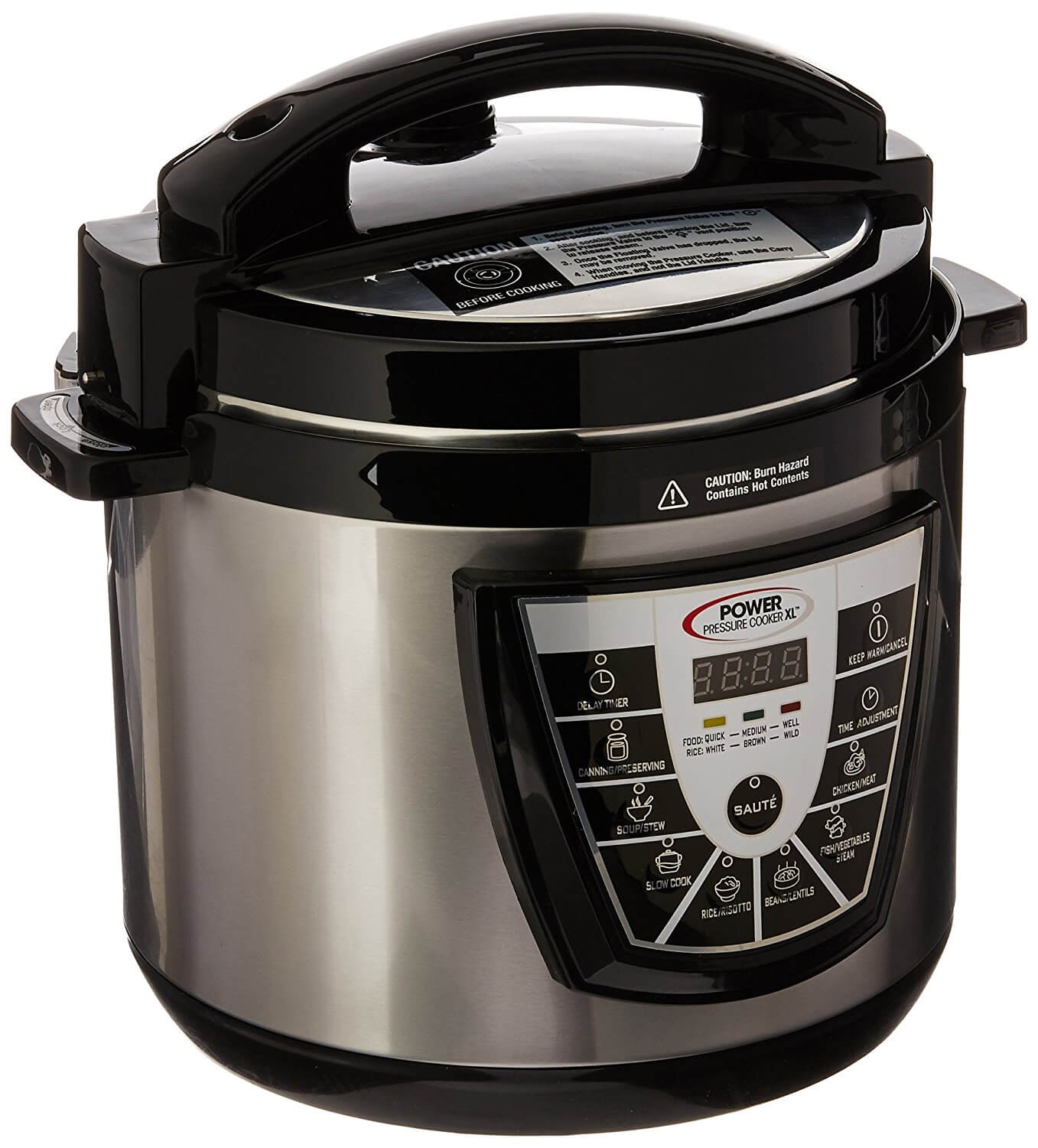 Electric Pressure Cooker On Tv ~ Power pressure cooker xl review tips