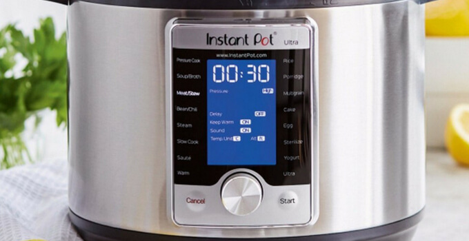 instant pot ultra 10in1-review-display-pressurecookertips.com
