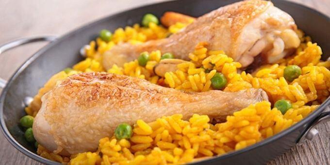 instant-pot-chicken-drumsticks-recipe-spanish-rice-pressurecookertips.com